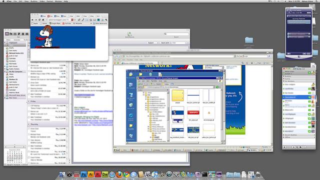 Mac Show Desktop