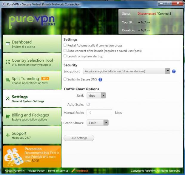PureVPN Secure DNS