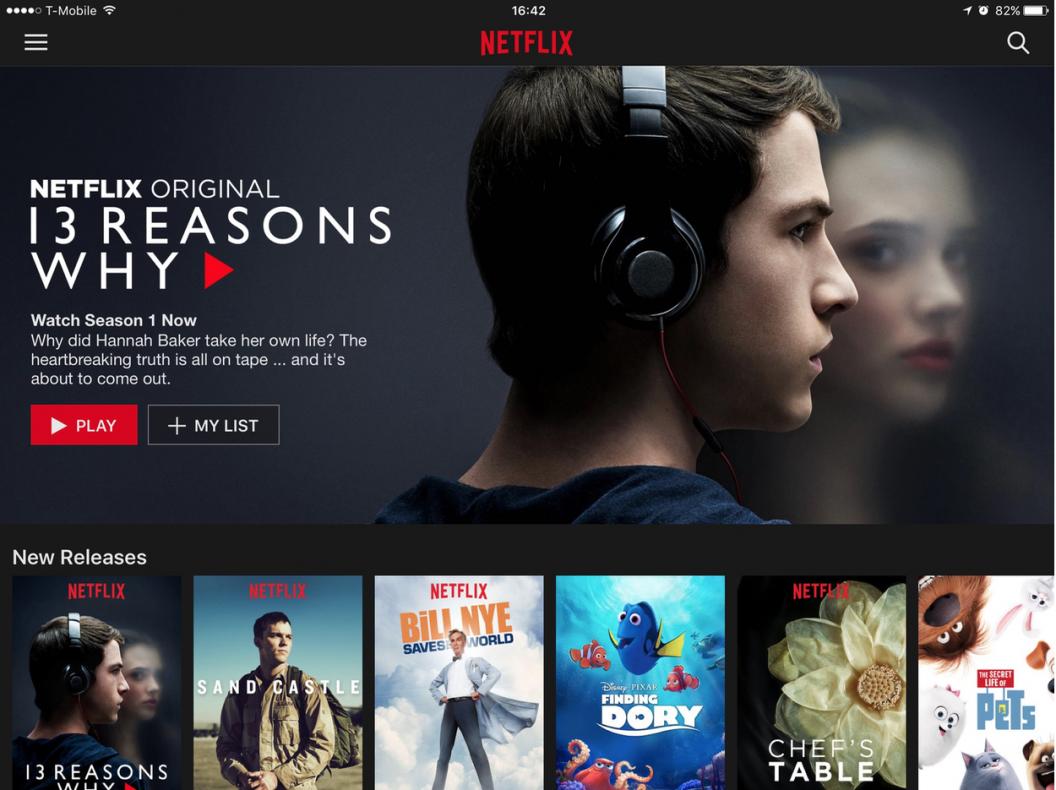 HMA! Pro VPN Netflix